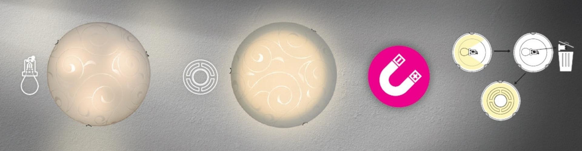 Panneau LED