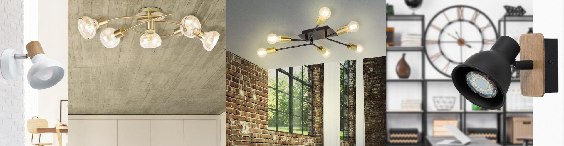 Spots Lampes